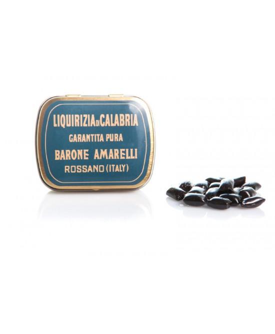 Liquirizia Di Calabria Barone Amarelli Spezzatina 20g - Antica Farmacia Del Lago