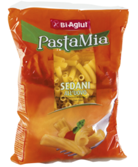 Biaglut Pasta All'Uovo Senza Glutine Sedani 500g - FARMAPRIME