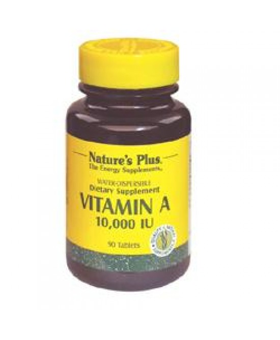 La Strega Vitamina A 10000 IU Idrosolubile