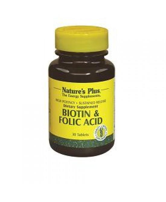 Biotina E Acido Folico - Zfarmacia