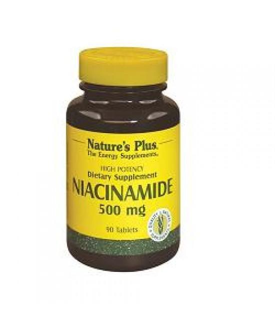 Niacinamide 500 Mg 90tav - Farmastar.it