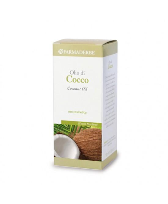 Farmaderbe Olio Di Cocco Integratore Alimentare 100ml - Farmalandia