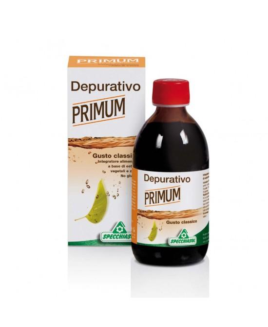 Specchiasol Primum Depurativo Sciroppo 300ml