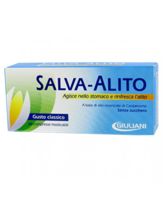 Giuliani Salva-Alito 30 Compresse - Farmia.it