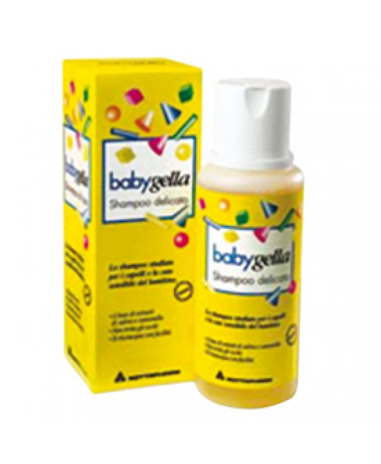Babygella Shampoo Delicato 250ml - Farmastar.it