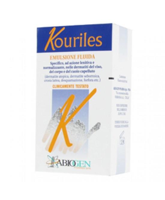 Kouriles Emulsione Fluida 30 ml - Farmalilla