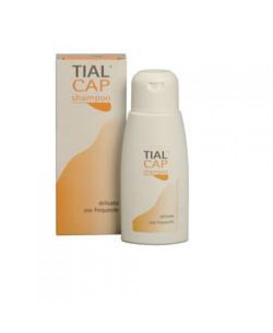Tial Cap Shampoo Delicato Normalizzante E Ristrutturante 150 ml