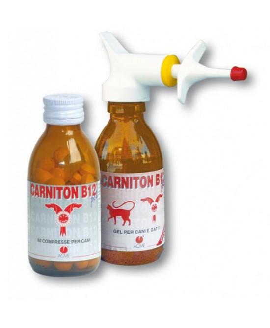 CARNITON B 12 80CPR prezzi bassi