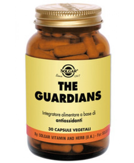 Solgar The Guardians 60 Capsule Vegetali - La farmacia digitale