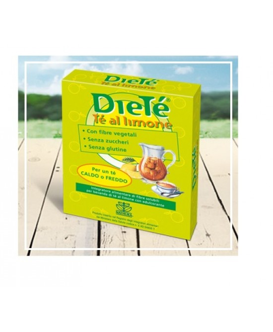 Diete Te Lim Solub S/z 10bust - latuafarmaciaonline.it