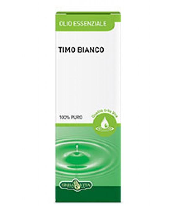ErbaVita Oli Essenziali Timo Bianco  Integratore Alimentare 10ml - Farmaciaempatica.it