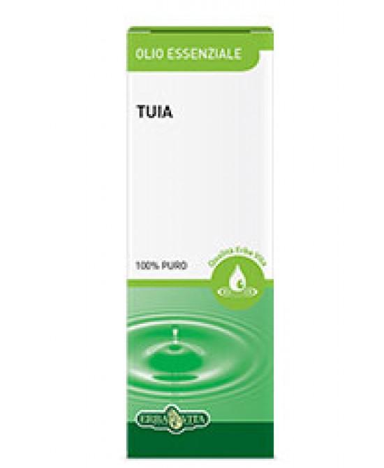 Erba Vita Olio Essenziale Tuia Integratore Cutaneo 10 ml
