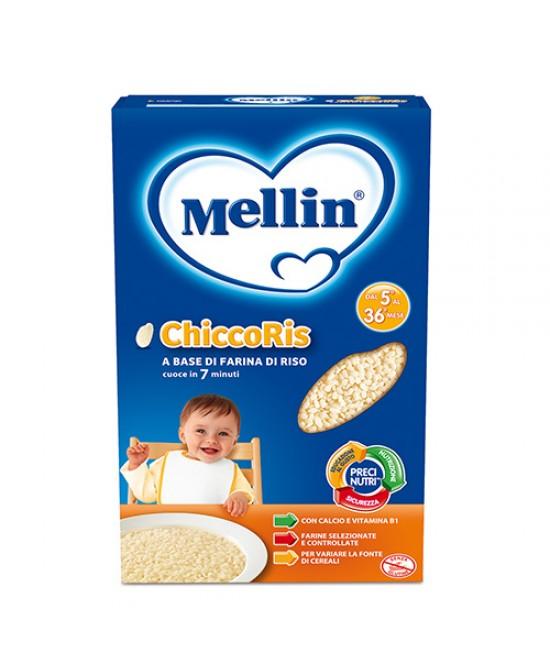 Mellin Pastine E Riso Chiccoris 350g offerta