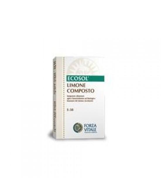 Acquistare online LIMONE COMPOSTO ECOSOL GTT10ML