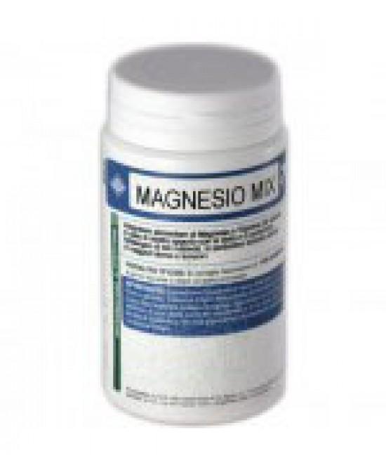 Gheos Magnesio Mix Integratore Alimentare 60 Compresse