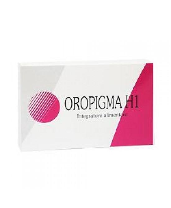 Oropigma H1 Integratore 36 Compresse