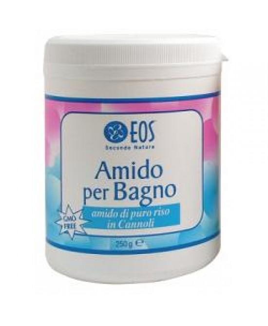 EOS Amido Di Riso Purissimo In Cannoli Barattolo 250 g
