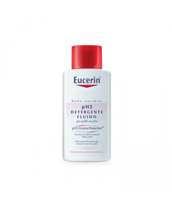 Eucerin pH5 Detergente Fluido 200ml - La farmacia digitale