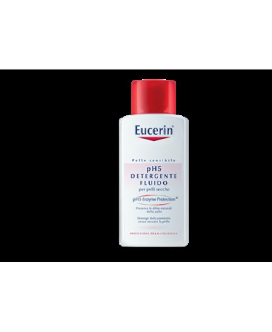 Eucerin pH5 Detergente Fluido 400ml - Farmacia Giotti