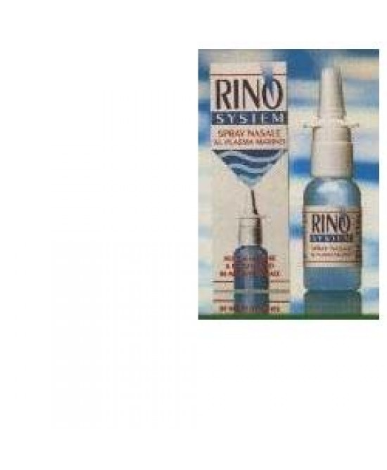 Rinosystem Plus Spray Nasale 20 ml