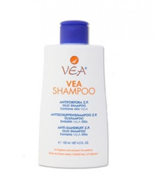 Vea Shampoo Antiforfora Z.P. Olio Shampoo 125ml - Farmastar.it
