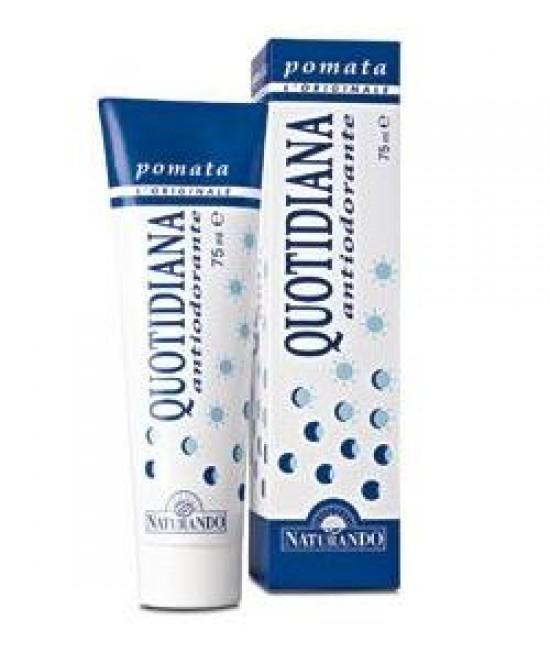 Quotidiana Antiodorante 75ml - Farmastar.it