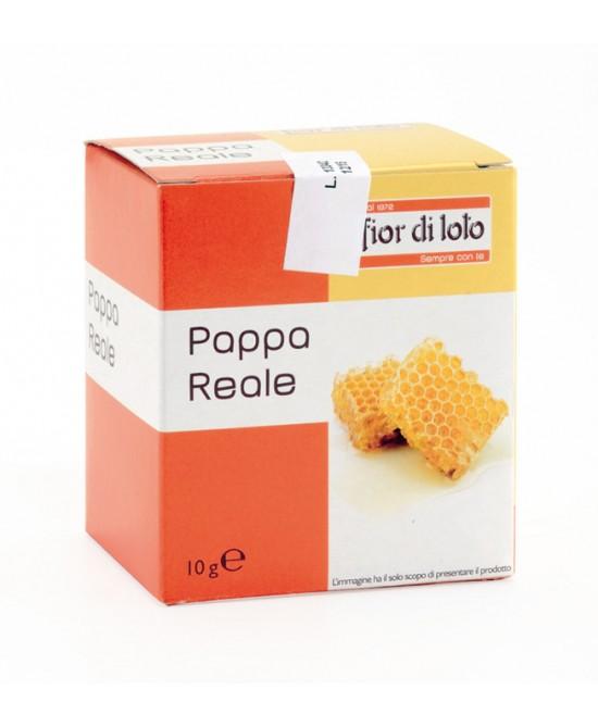 Fior Di Loto Pappa Reale Pura 10g - Farmastar.it