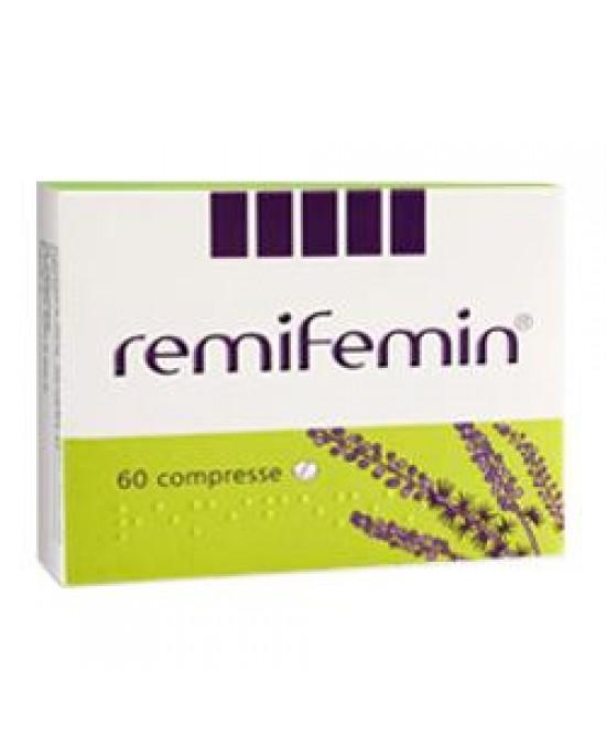 Omeopiacenza Linea Menopausa Remifemin Integratore Alimentare 60 Compresse - Farmastar.it