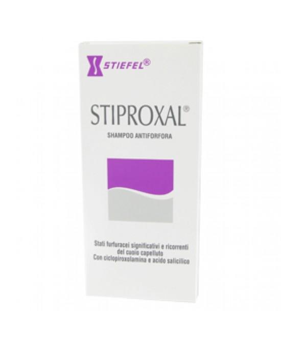 Stiproxal Sh Cap Gras 100ml - Farmaciaempatica.it