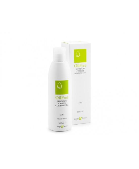 Cieffe Derma Oilfree Shampoo Antiforfora 200ml - Farmacia 33