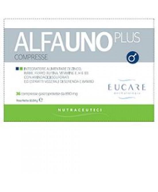Alfauno Plus 36cpr - Zfarmacia