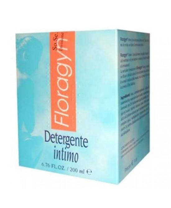 Floragyn Detergente Intimo Ai Lactobacilli 200 ml