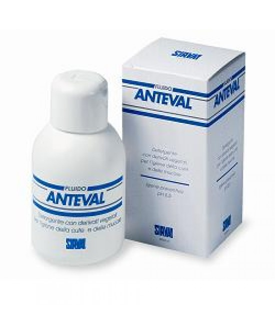 Anteval Dermopurif 200ml Nf - Farmacia 33