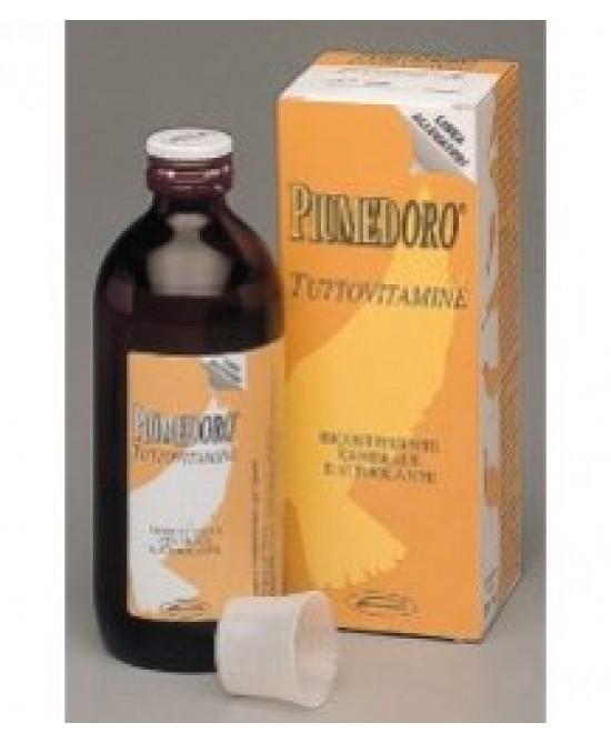 Piumedoro Tuttovitamine 25ml - FARMAPRIME