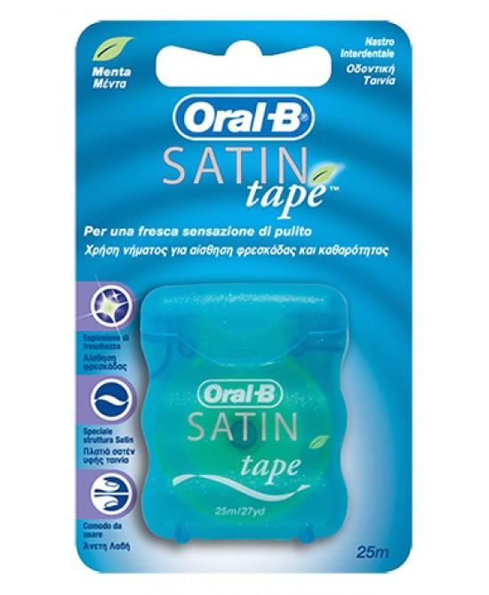 ORALB SATIN TAPE 25MT - Farmalilla