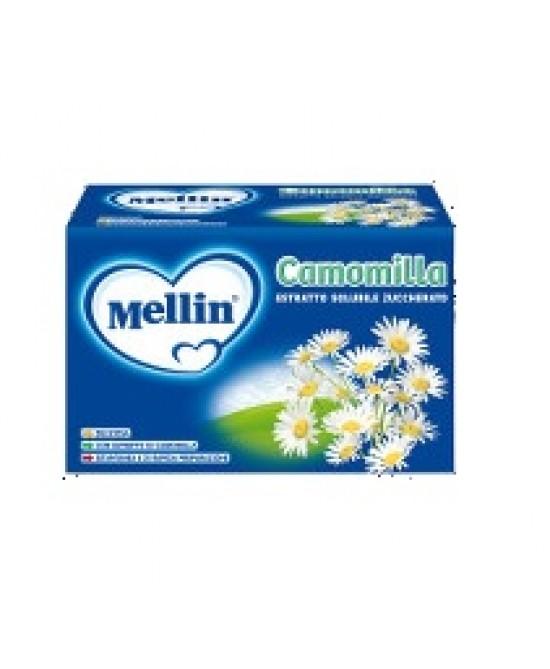 Mellin Tisane Camomilla In Busta Solubile 24 Bustine Da 5g - Farmajoy
