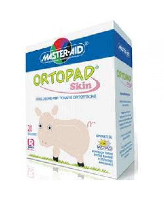 Cer Ortopad Skin R 20pz - Zfarmacia