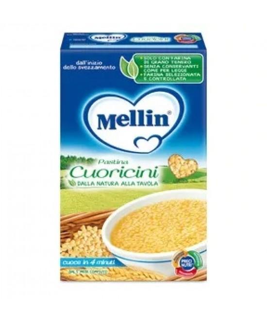 Mellin Pastine Cuoricini 350g
