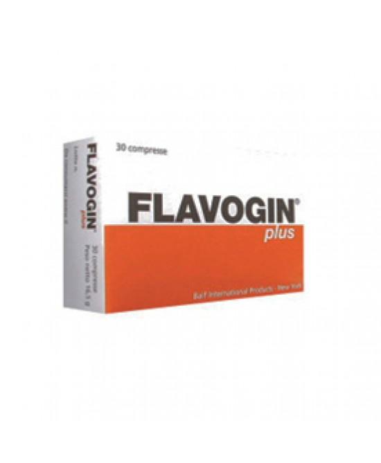 Flavogin Plus 30conf - Farmabros.it
