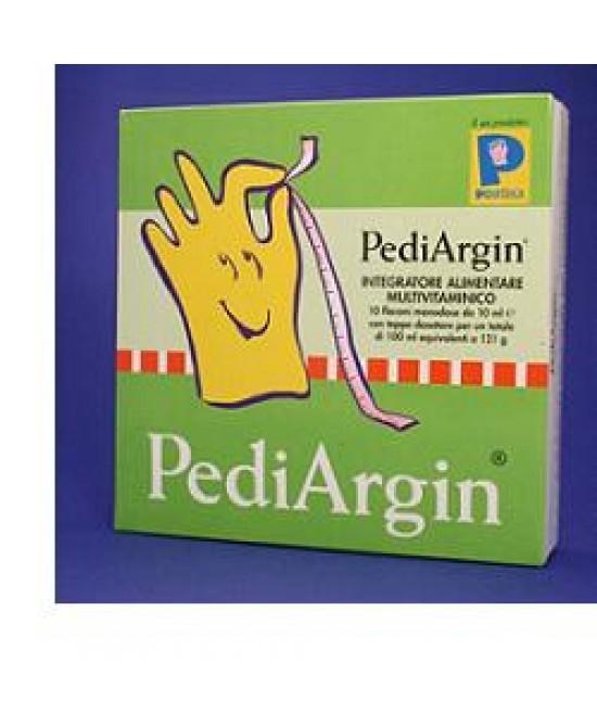 Pediargin 10fl - Zfarmacia