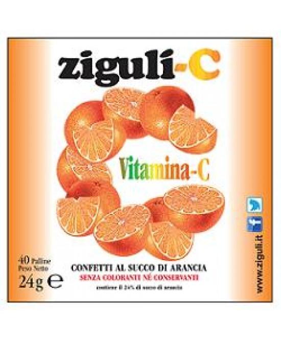 Ziguli'- C Vitamina-C Fragola prezzi bassi