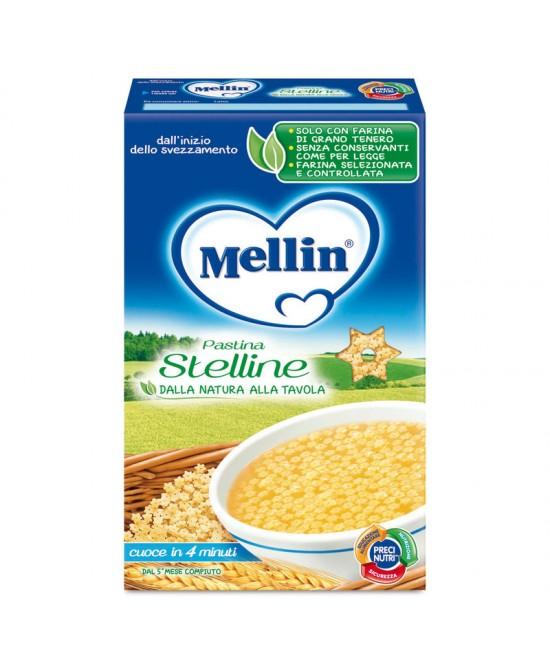Mellin Pastina Stelline 350g