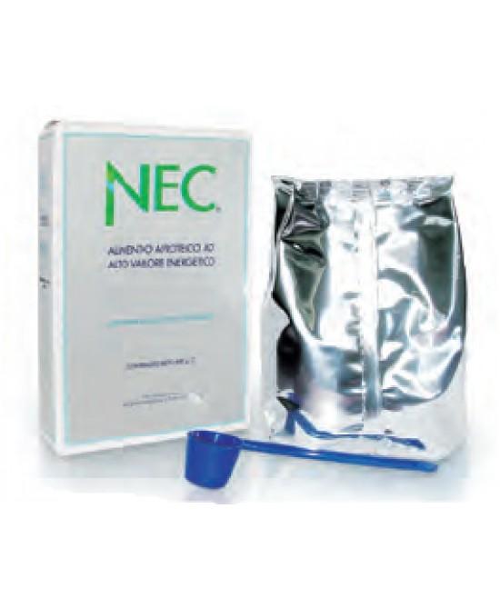 NEC POLVERE 400G prezzi bassi