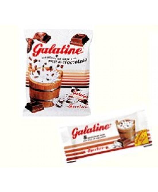 Galatine Al Cioccolato 50g - Parafarmacia la Fattoria della Salute S.n.c. di Delfini Dott.ssa Giulia e Marra Dott.ssa Michela