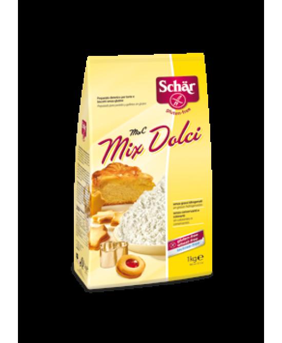 Schar Mix C Preparato Per Dolci Senza Glutine 1kg - Farmalandia