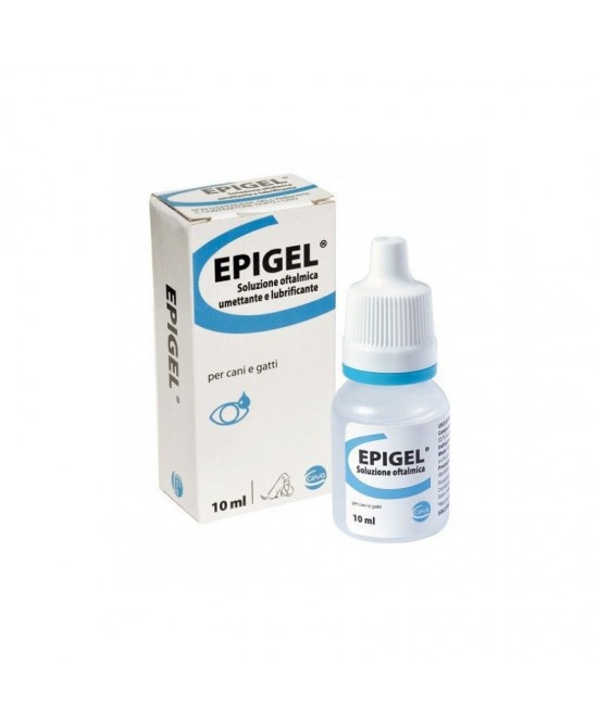 Ceva Epigel Occhi Per Cani E Gatti 10ml - Farmafamily.it