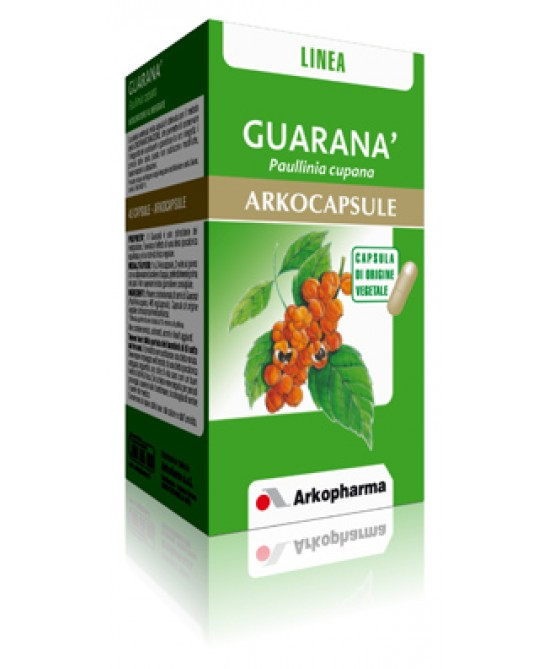 Arkocapsule Guarana Integratore 90 Capsule