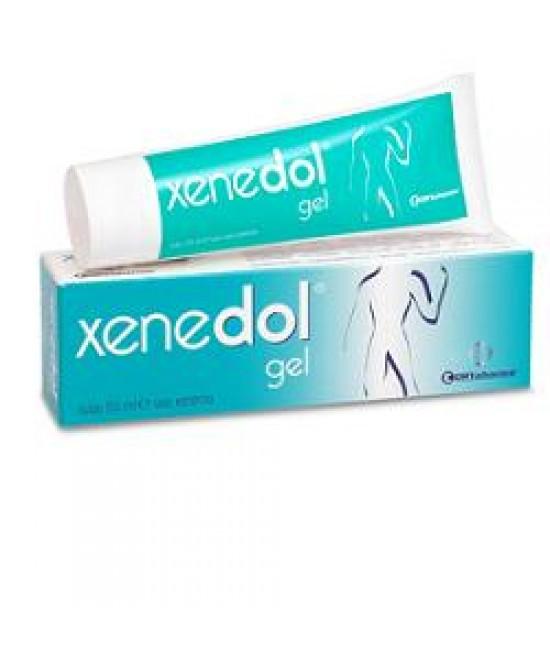 XENEDOL GEL 50 G - Farmaseller