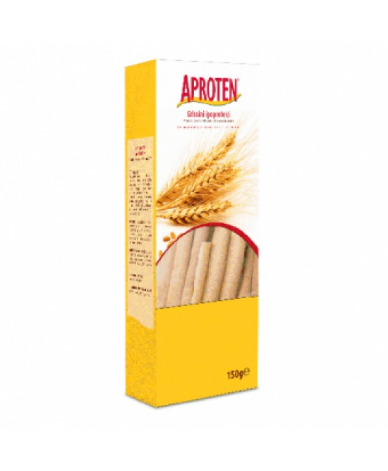 Aproten Grissini Ipoproteici 150g - Farmawing