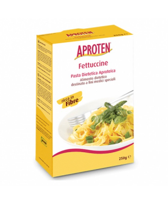 Aproten Fettuccine Pasta Dietetica Aproteica  250g - Farmastar.it